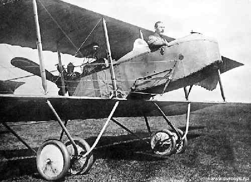 Le Farman F20, aéronef de reconnaissance